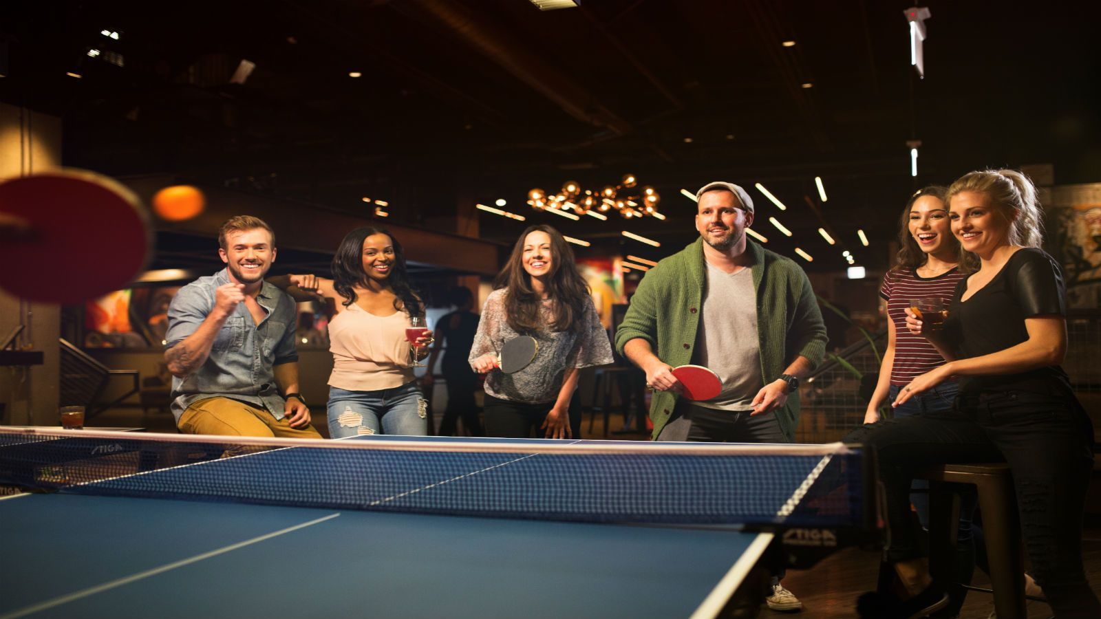 Things to do in  River North Chicago - Ping Pong