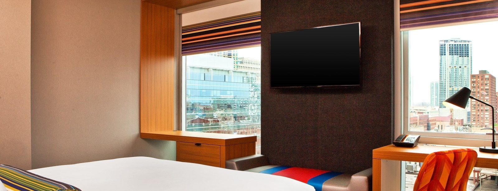 Chicago Accommodations - Aloft King Room